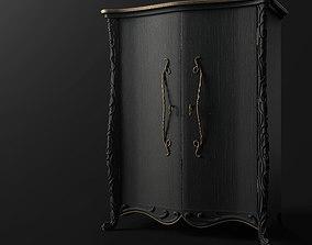 3D asset game-ready Cupboard