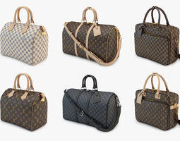 Collections Louis Vuitton 02 3D