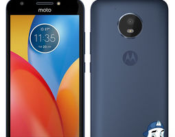 Motorola Moto E4 for Element 3D