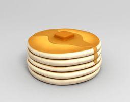 pancake 3d