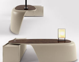 Bentley office desk 3D