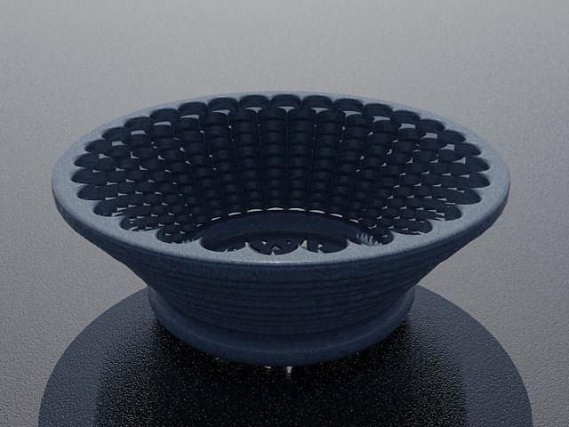 bowl design 3d model stl 1