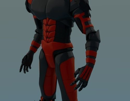 3D Human Robot