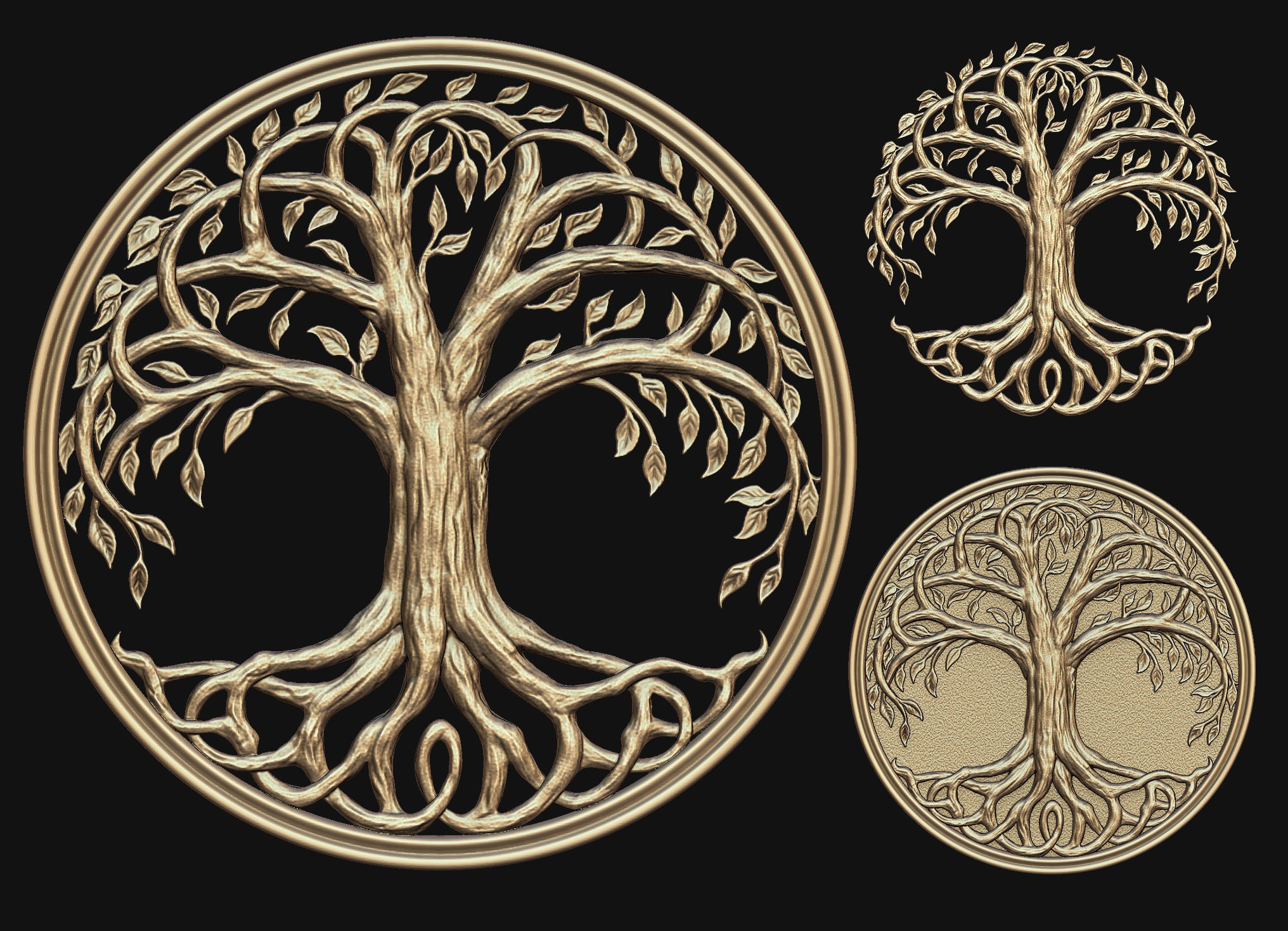Tree of Life printable