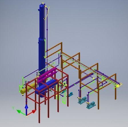 plant design 3d model stl 1