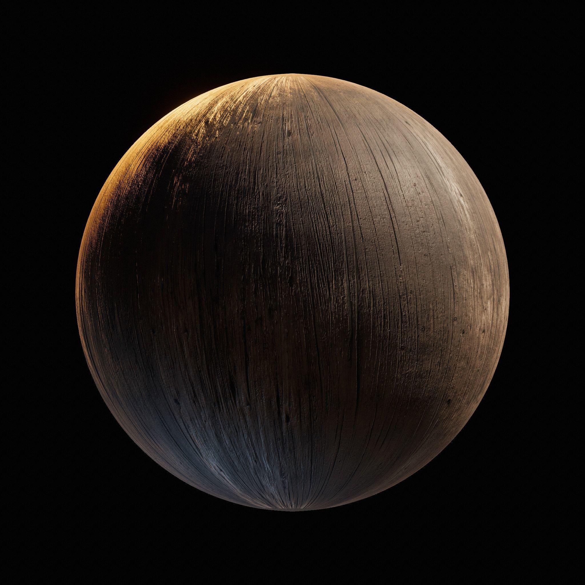 Wood materials | Texture