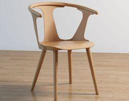 in between chair 3D Model