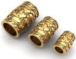 CHARMS bracelet 3D print model