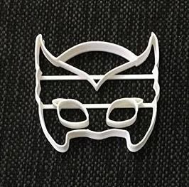 Cookie Cutter Pj Mask Red Mask