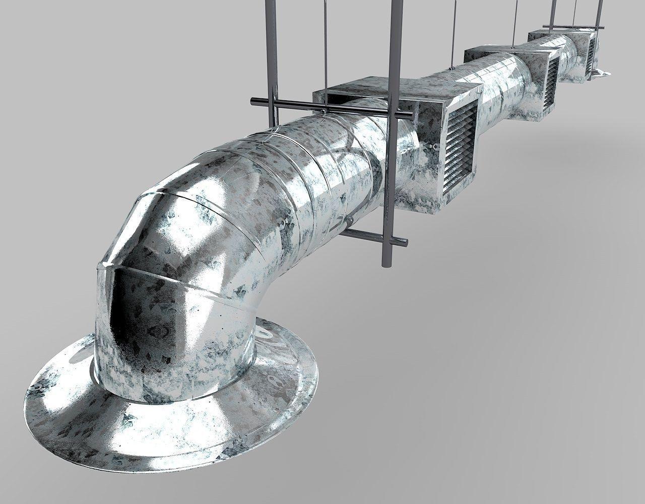 Air-Duct | 3D model