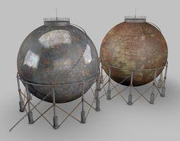 Gas-Storage-Tank 3D