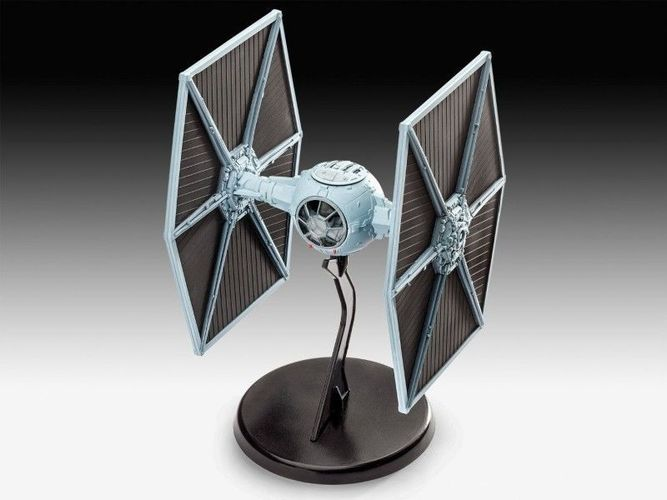 star wars tie fighter high quality 3d model stl 1