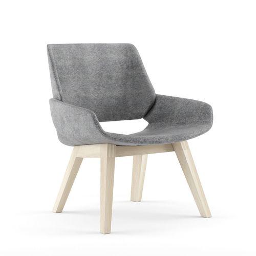 prostoria monk easy chair by grupa 3d model max obj mtl 1