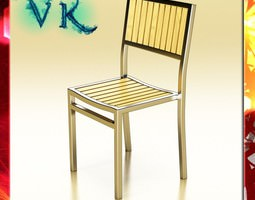 Outdoor Chair 3D Model