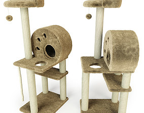 Cat Tree Salamanca 3D