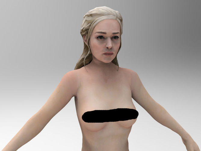 3d nude pics possible
