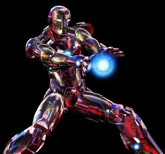Best Buy Military Discount >> Iron Man - Bleeding Edge armor 3D print model | CGTrader