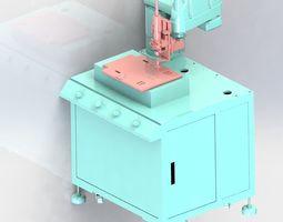 3D Automatic screw machine