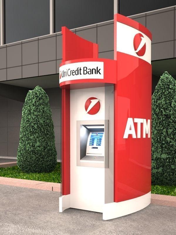 Exterior ATM kiosk 01