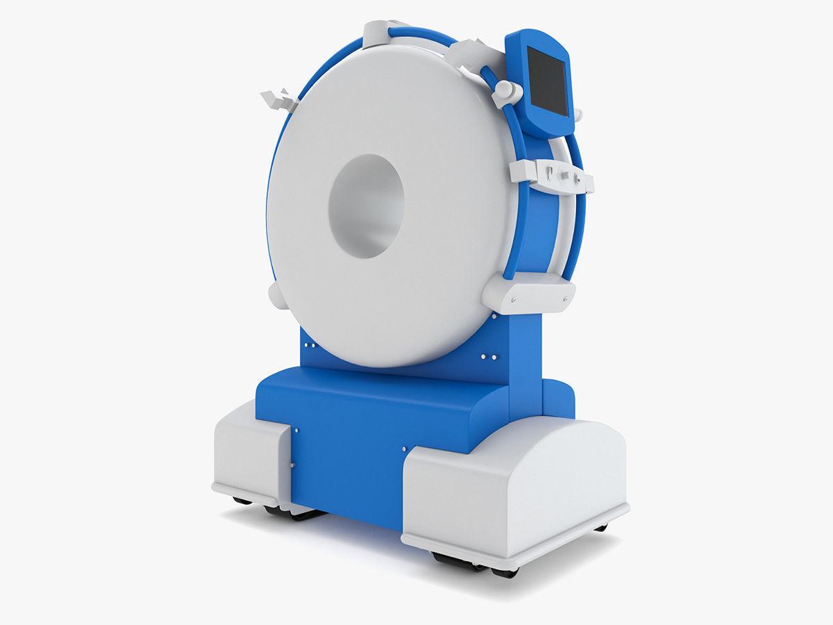 Medical - Short CT Scanner