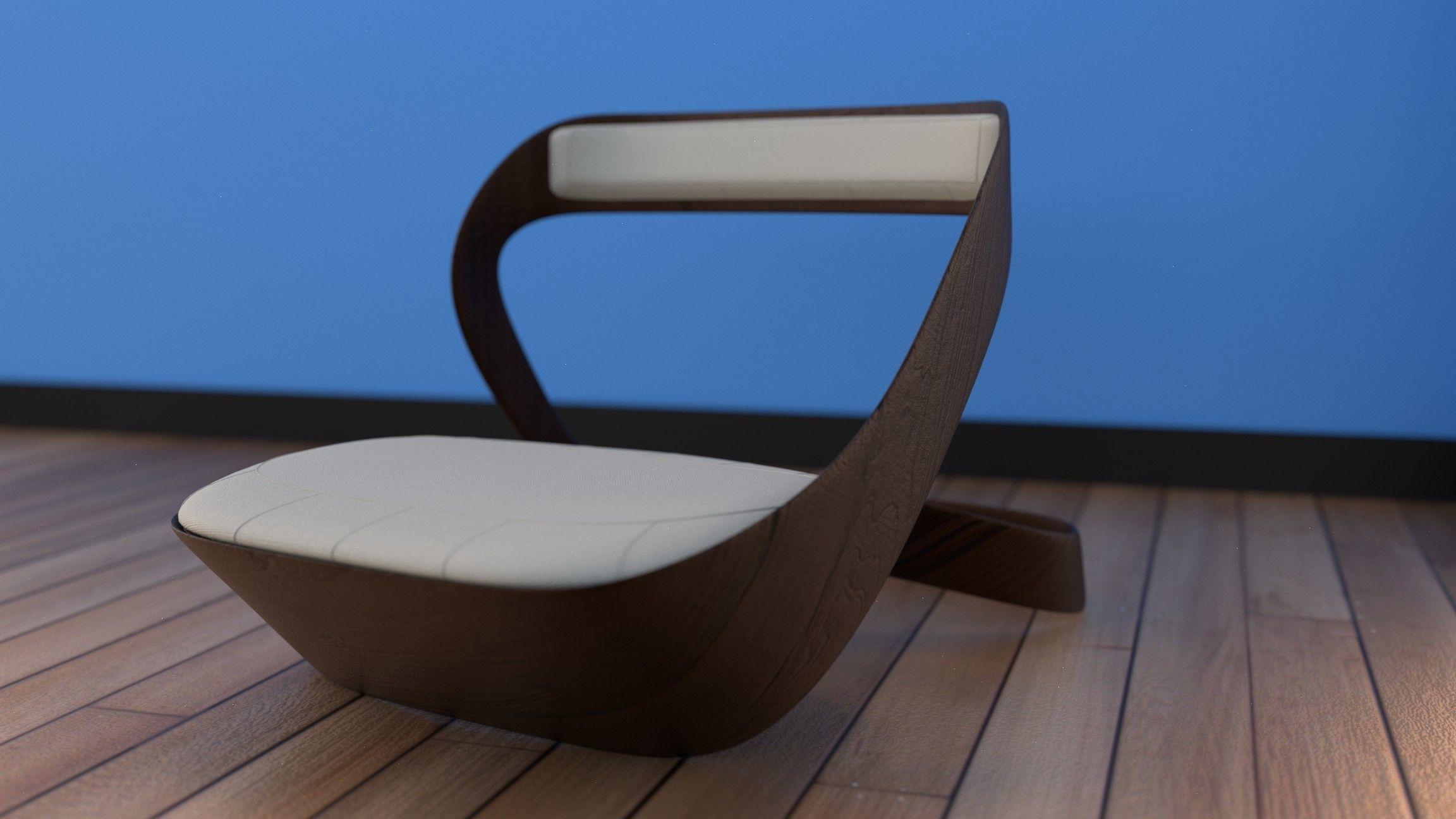 organic chair design