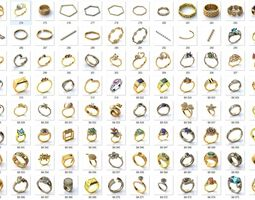 Bulk Rings-0043-3dm with stones-376 Files