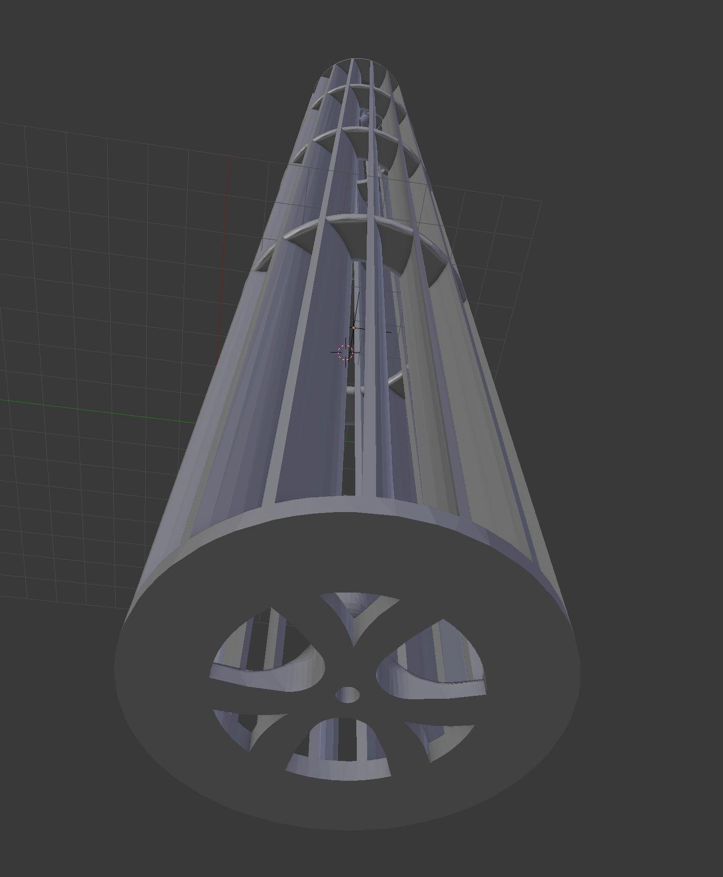Wind Turbine | 3D Print Model