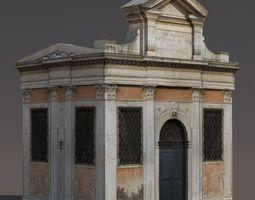 church portal 3D Model