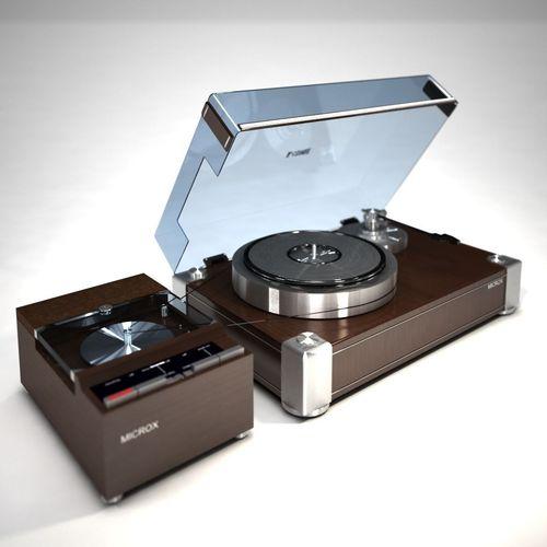 turntable 3D Models