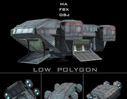 Transport Shuttle 3D model