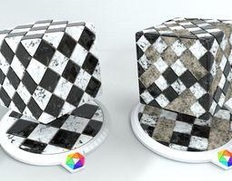 Indoor Tile Substance 3D model