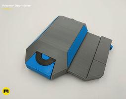 Pokemon Xtransceiver 3D printable model
