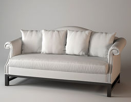 3D Eichholtz Four Seasons Sofa seating