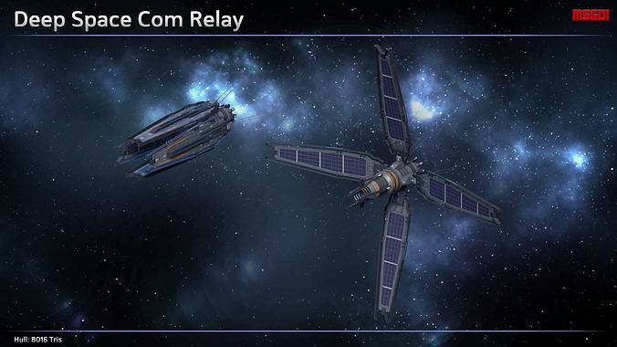 Deep Space Com Relay