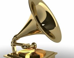 Grammy Award 3D