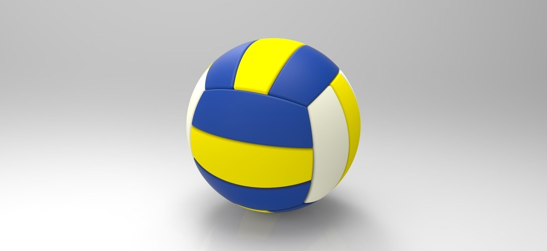 Car Trader Online >> Volleyball Ball free 3D Model - CGTrader.com
