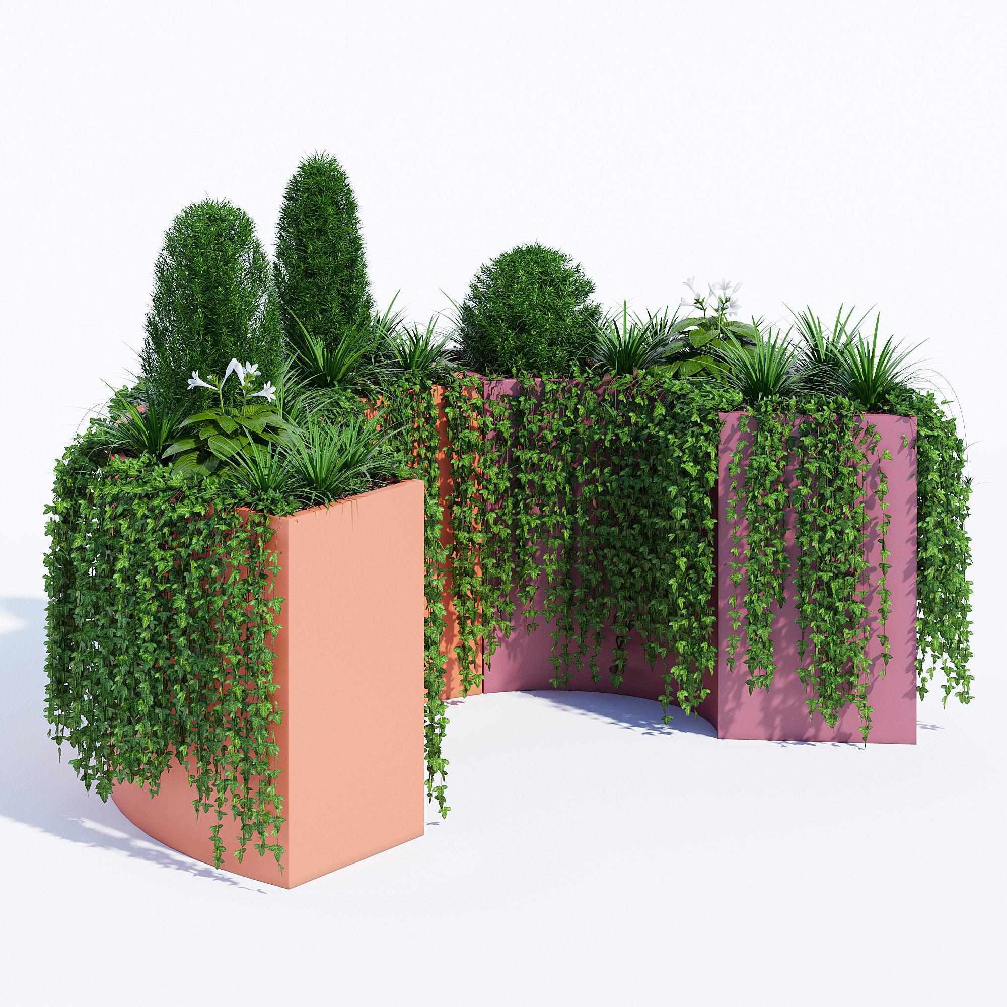 Modular Planters part 3