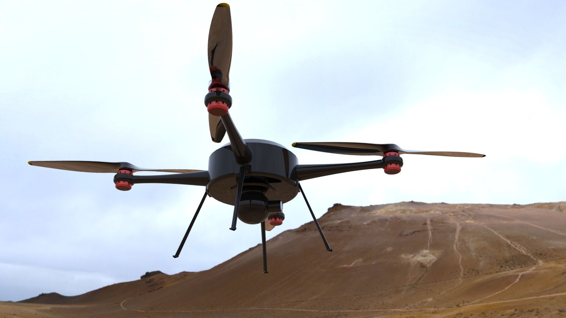 Unmanned aerial vehicles for mining applications ...  Unmanned Aircraft Vehicle