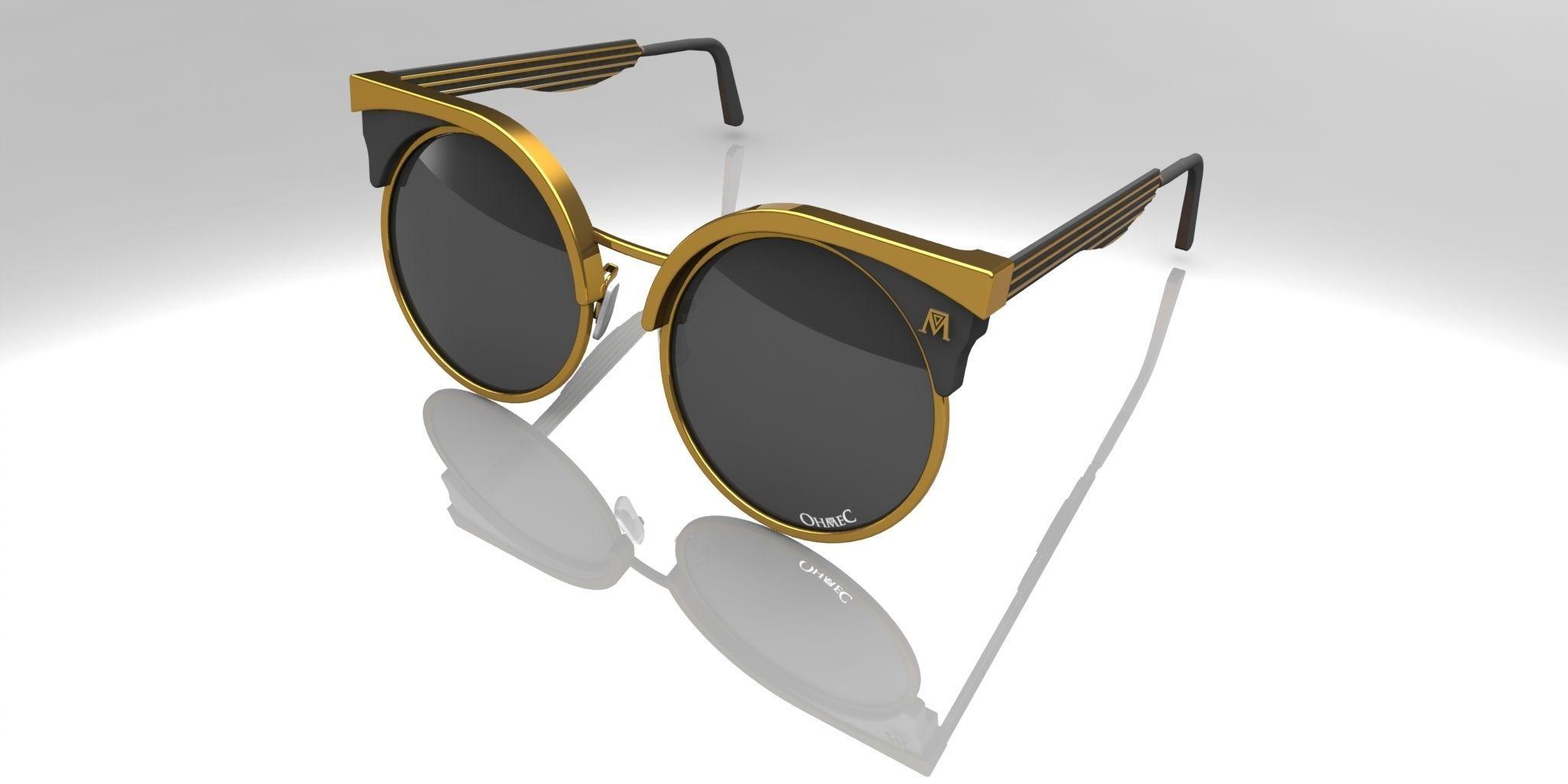 Glasses 3D Models
