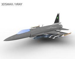 JF-17 XIAO LONG 3D model