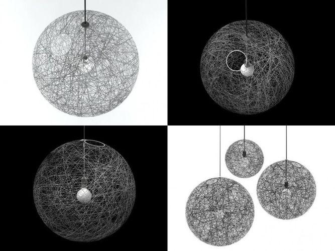 random light 3d model max obj mtl 3ds fbx c4d 3dm 1