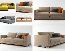 3d reversi sofa system