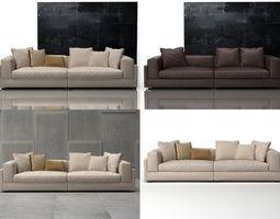alison sofa system 3d
