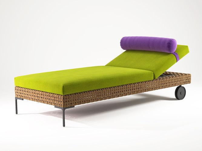 charles chaise lounge 3d model max obj fbx c4d skp mtl 1