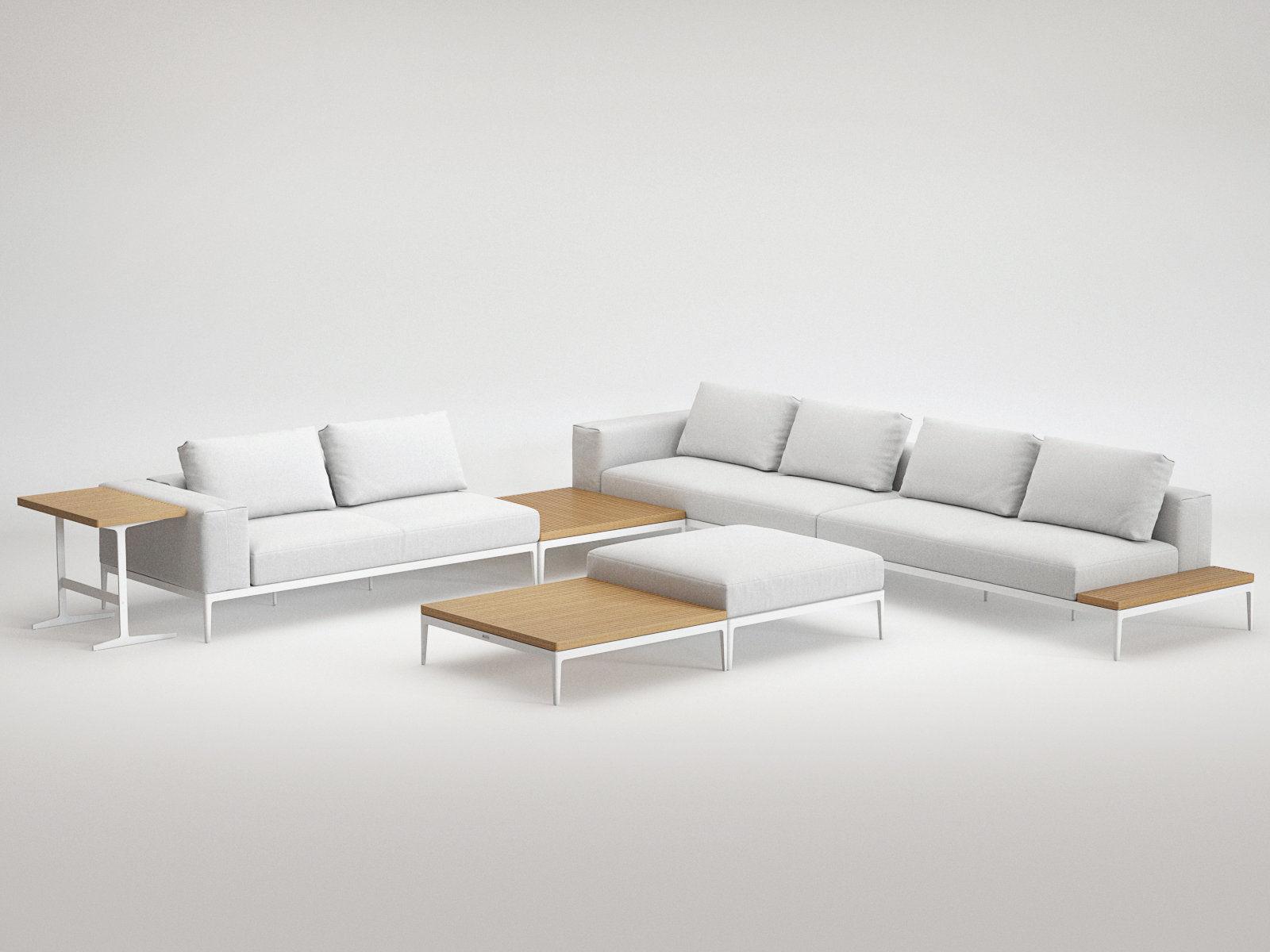 Outdoor Corner Sofa Comp C