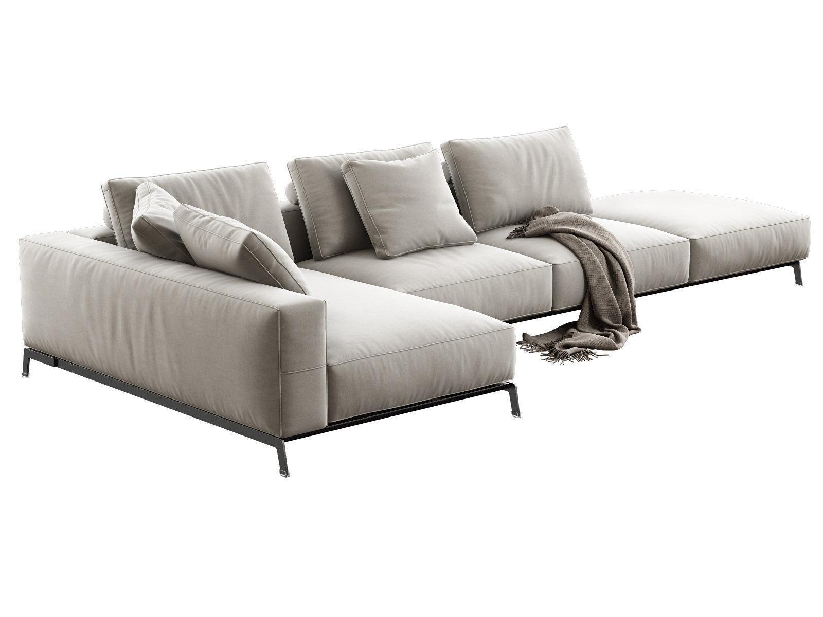 Ettore Modular Sofa