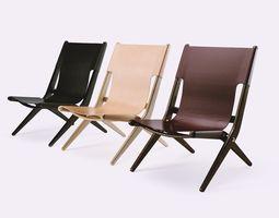 3d saxe folding chair