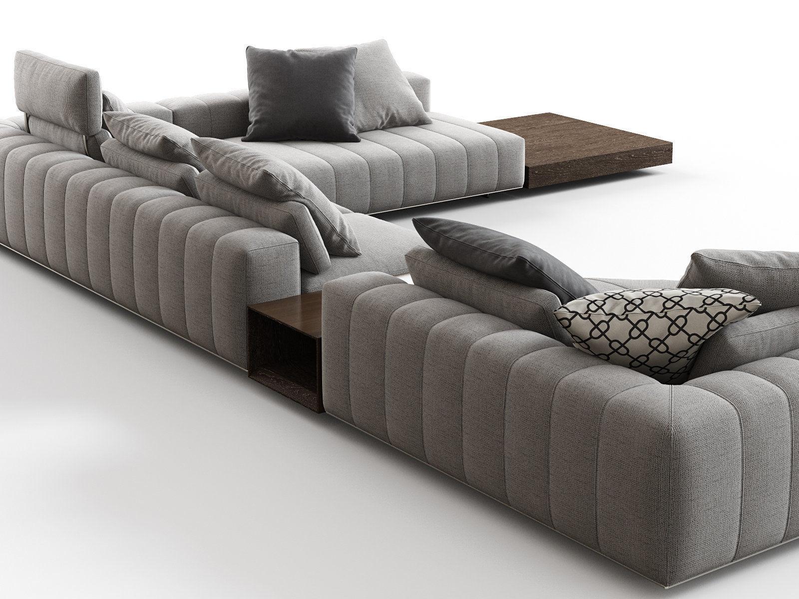 Freeman Corner Sofa System G