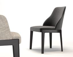 3d model chelsea cse1 chair