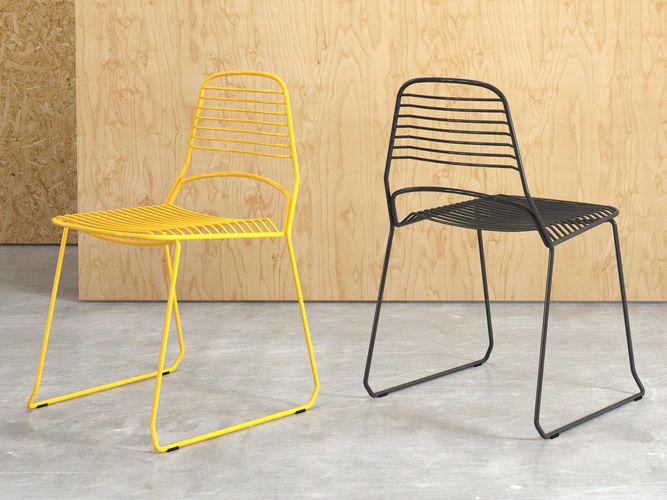 jak chair 3d model max obj mtl fbx c4d skp mxs 1